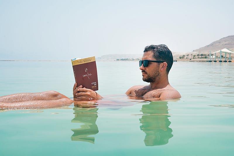 Dode Zee een must see voor uw vakantie Israël
